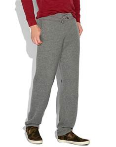 SWEATPANTS Silver
