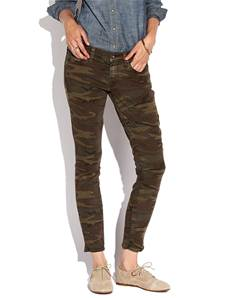 JEANS MILITARY SKINNY