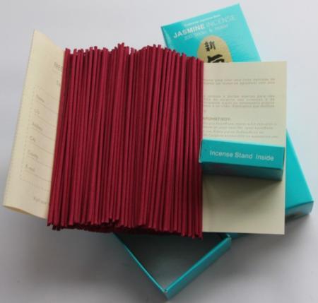 Morning Star Jasmine Incense | Box of 200 Sticks & Holder by Nippon Kodo