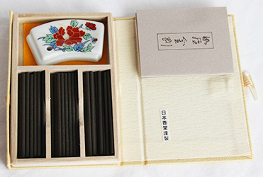 Nippon Kodo Kyara Kongo | 60 Short Japanese Incense Sticks