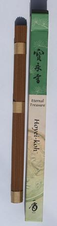 Eternal Treasure or Hoyei-Koh Japanese Incense | Box of 40 Sticks by Shoyeido