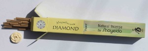 Shoyeido Diamond (Power)   Magnifiscents Japanese Incense   30 Sticks