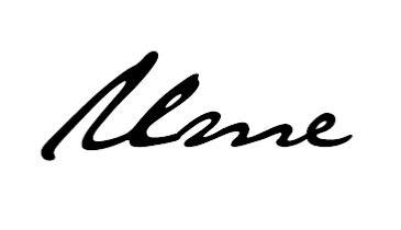 Ume Signature Logo