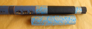 Temple Japanese Incense Sticks   Les Encens du Monde   Finest Quality   Golden Wave   29 Long Sticks