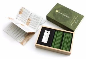 Japanese Incense   Nippon Kodo   Oedo Koh   Pine Tree   60 Sticks
