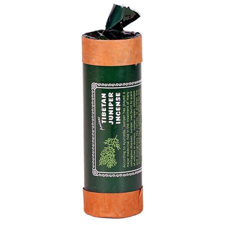 Tibetan Incense sticks | Ancient brand | Juniper | 30 sticks and stick holder