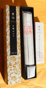 Japanese Incense | Kohden | Sandalwood | Nippon Kodo | 40 Sticks