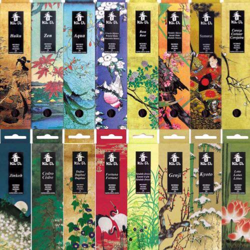 Koh-Do Japanese Incense | Nippon Kodo (and 2 from Baieido)