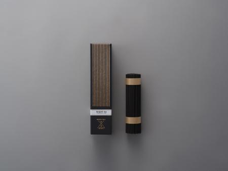 Fine Japanese Incense by Menuha | Night 02 | 125 Stick Refill Box
