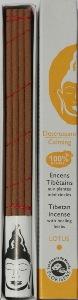 Tibetan Incense | Les Encens du Monde | Lotus Tranquility | 16 Sticks