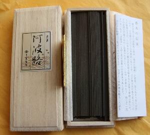 Luxury Japanese Incense Sticks | Finest Quality | Les Encens du Monde | Prince of Awaji | Aloeswood