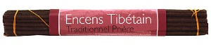 Tibetan Incense Sticks | Les Encens du Monde | 32 Traditional Prayer Long Sticks