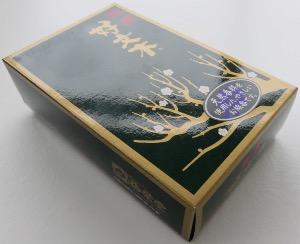 Japanese Incense Sticks | Baieido | Tokusen (Excellent) Kobunboku | 480 Sticks boxed