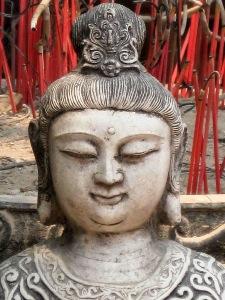 Greeting Card   Buddhist Themed   Female Buddhist Deity   #1 of 20
