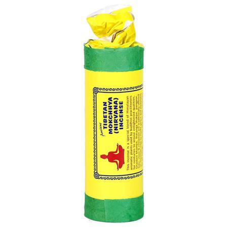 Tibetan Incense sticks | Ancient brand | Mokchhya (Nirvana) | 30 sticks and stick holder