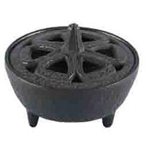 Metal Incense Bowls