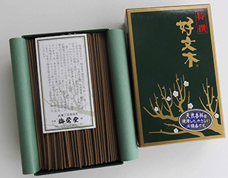 Baieido Tokusen Excellent Kobunboku | Japanese Incense Sticks