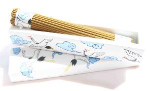 Japanese Incense | Lucky Crane | 50 stick box by Kousaido