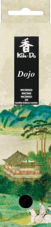 Japanese Incense | Koh-Do | Dojo (Floral Sandalwood) | 20 stick box | Low Smoke