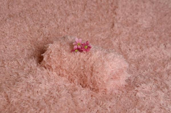 Tissu Venise rose