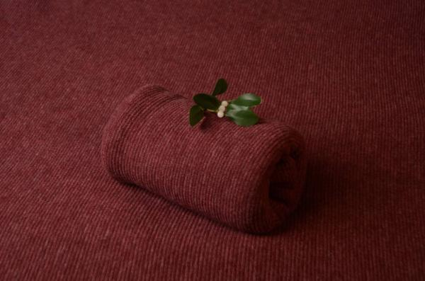 Burgundy Cancun fabric