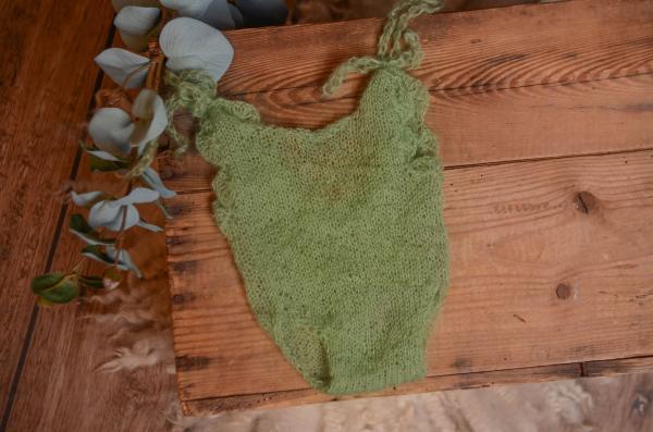 Body angora verde
