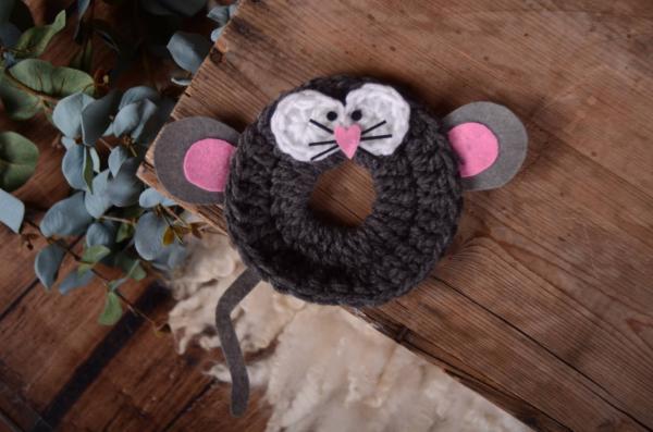 Muñeco para objetivo de ratón