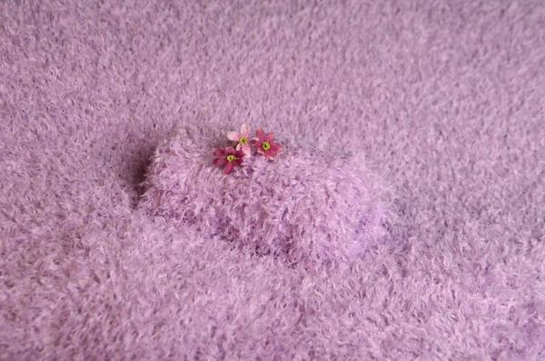 Tissu Venise lilas