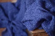 Blue rayon wrap