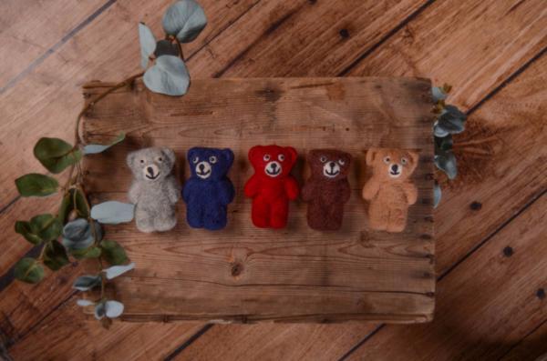 Pack di cinque orsetti