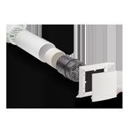 Kit VMC double-flux e² mini LUNOS (spécial Tiny House)