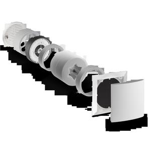 Kit VMC simple-flux RA 15-60 LUNOS