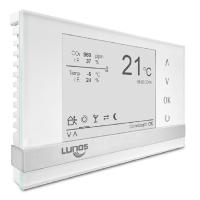 Commande centralisée à afficheur digital TAC LUNOS