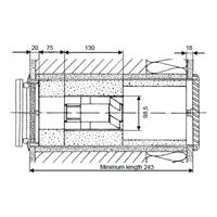 Kit VMC simple-flux AB 30-60 LUNOS