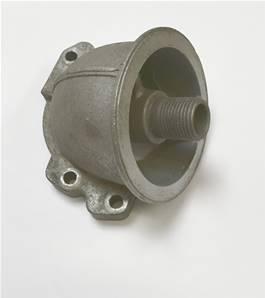 ERR 7204 Adapter Oil Filter - used