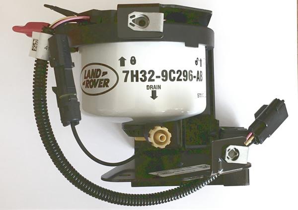 LR045519 Filter - Fuel (inc Sensor)
