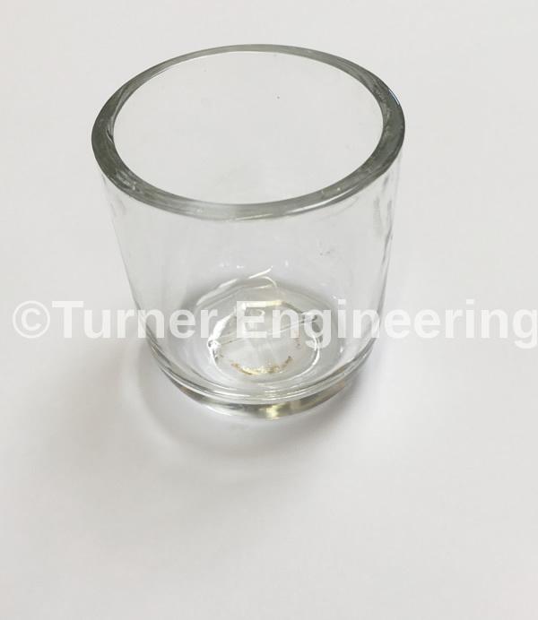 236891 Glass Bowl for Sedimentor