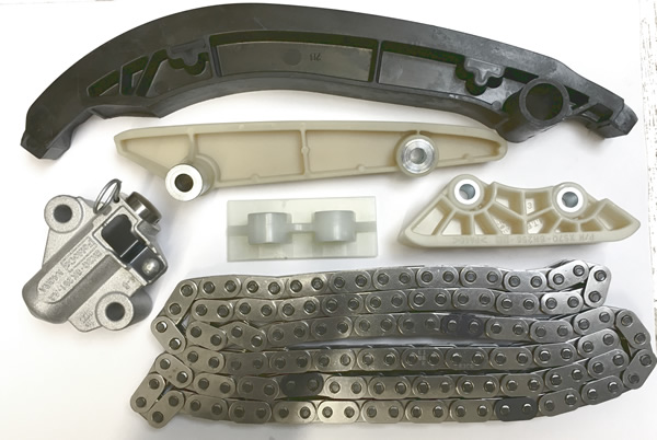 TC77745 Chain, Tensioner & Guides