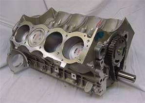 4.0V8 Short Block Assembly Remanufactured (Ductile liners)