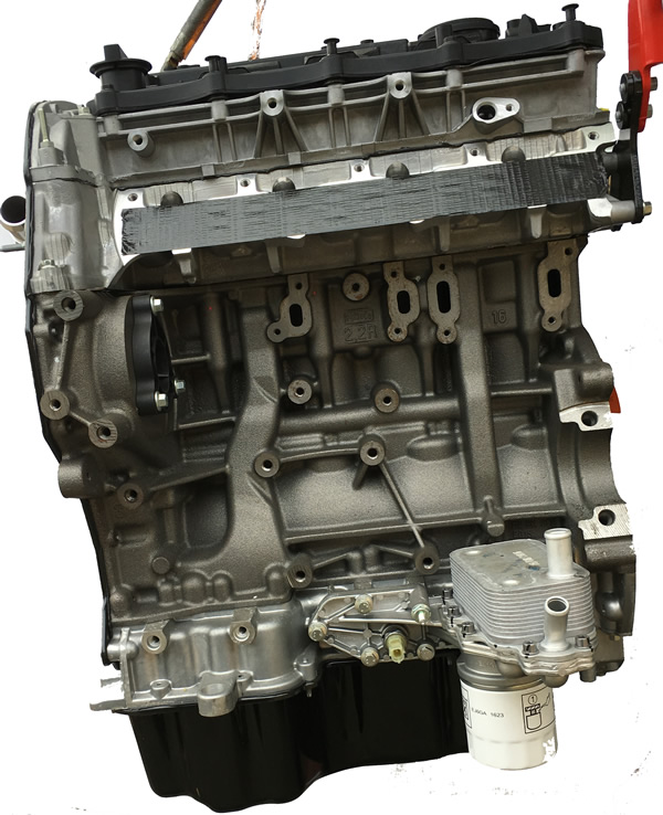 LR055342 2.2 Ford Tdci stripped engine - NEW
