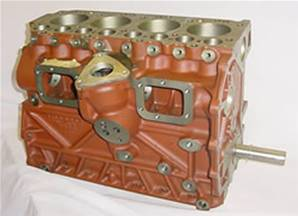 RTC 6793  Short Engine 2.5 Petrol
