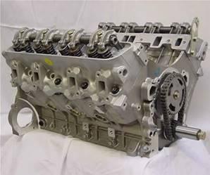 4.0V8 Stripped Engine - reman