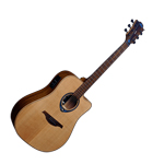 Guitare Lâg Hyvibe 10