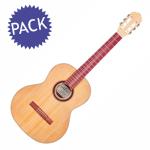 Pack Guitare Kremona Green Globe