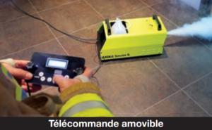 Générateur de fumée SMOKE 3 1200W - 600m3 / minute