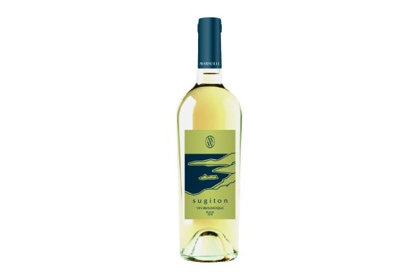 Organic - Sugiton - Vin blanc biologique 2018 - Carton de 6