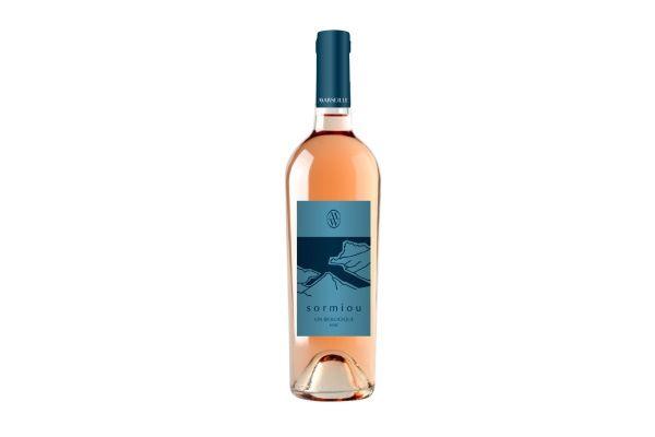Organic - Sormiou - Vin rosé biologique 2018
