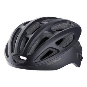 Casque vélo de route connecté SENA R1 Noir