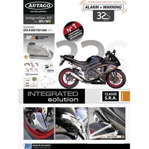 SUPPORT ADAPTABLE 32 SUZUKI GSX-R600-750-1000 (2007-…)
