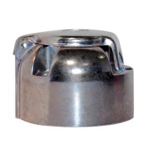 Prise femelle 7 broches aluminium